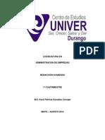 Antología Redacción Avanzada 14-3