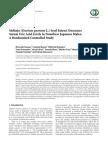 Melinjo (Gnetum Gnemon L.) Seed Extract Decreases