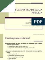 Suplemento de Agua Pública Capitulo 1