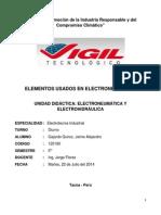 Trabajo Encargado de Electroneumatica y Electrohidraulica PLCs