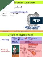 L01.2 Body Plan & Orientation