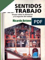 Ricardo Antunes - Los sentidos del trabajo.pdf