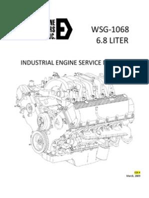 [ANLQ_8698]  Manual Motor Ford V10   Motor Oil   Cylinder (Engine)   Ford V10 Engine Diagram      Scribd