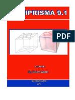 Poliprisma 9.1 (Rompecabezas tridimensional bicolor)