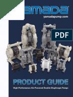 Yamada-America Product-Guide ENG GB0810