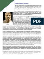 Platão e a Alegoria Da Caverna