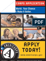 Americorps Application