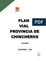 Planes Viales - Apurimac - chincheros