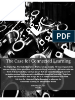 The Case for Connected Learning
