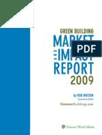 Green Build Ling Impact Report 2009