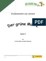 Der Grüne Max 2 - Stundenentwürfe Zu Kapitel 2