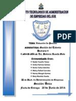 Informe Bety Intae 2014