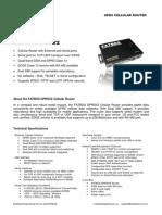 Fatbox Gprsv2 Router