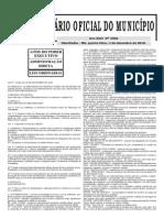 Lei 10.686-2010.... Sistema Viário DIÁRIO OFICIAL