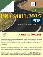 Apresentacao ISODIS 9001 2015 Para Divulgacao