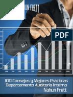 100 Consejos y Mejores Prácticas Auditoría Interna Por Nahun Frett