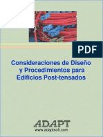 Predimensionamiento_POSTENSADO