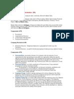 SAP HR info