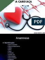 Semiologia Cardio - Diogo