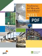Tendencias Mercado Inmobiliario Europa 2013