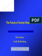 The Future of Human Resources