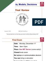 Resumen Curso MIT