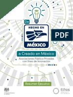 De Hecho en México a Creado en México