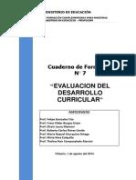 Informe de Sistematizacion U.F. 7