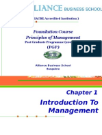 Chapter 1_Introduction to Management