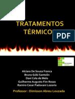 Tratamentos Térmicos - Trabalho Do Dimisson