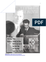 Philo Farnsworth - Inventor of the Electronic Television