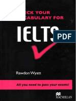 Check Your Vocabulary for Ielts