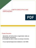 projeto executivo