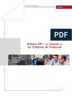 Software ERP La Solucion a Sus Problemas de Produccion