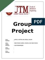 Project Finete Elements