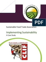 SFTA Case Study Clif Bar 2013 Final 21