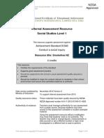 internal assessment resource smoking