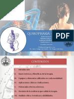 MAC - Quiropraxia - Osteopatía