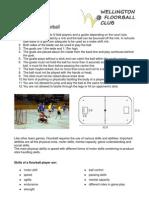 Basic Floorball Rules