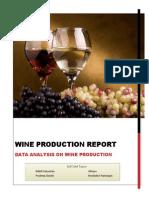 Wine Case Report