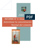 Informe Materiales IV