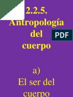 Ant. Cuerpo y Cirugia Primitiva