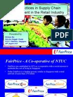 NTUC Supply Chain Management