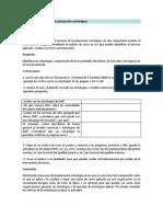 DPES Actividad 1. El Proceso de La Planeacion Estrategica
