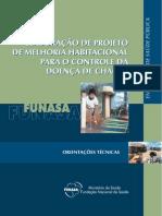 Elaboração de Projet de Melhoria Habitacional Para o Controle Da Doença de Chagas - Funasa