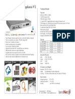 beroNet Telephony Appliance Datasheet