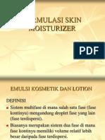 Emulsi Kosmetik Dan Lotion