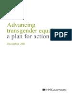 Transgender Action Plan