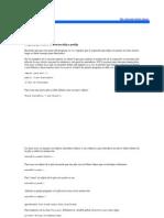 Programa Que Traduce de Notacion Infija a Postfija