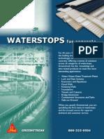 Waterstop Catalog 0411